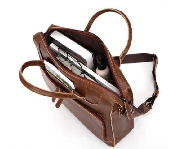 Thiết kế bên trong túi xách TX058