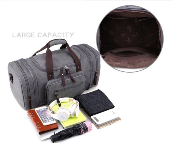 thiết kế Túi du lịch vải DL07