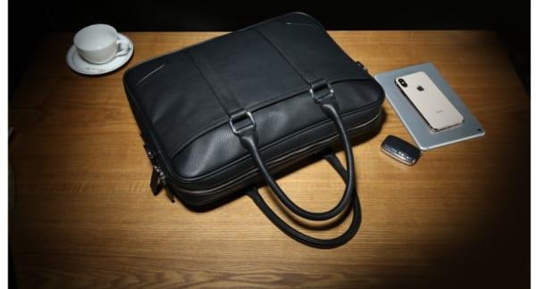 Túi xách da nam công sở tx055 -3